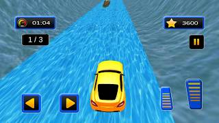 Video Water Slide Sports Cars Extreme Stunts - Gameplay Android game - Stunts simulator game MP3, 3GP, MP4, WEBM, AVI, FLV Juni 2018