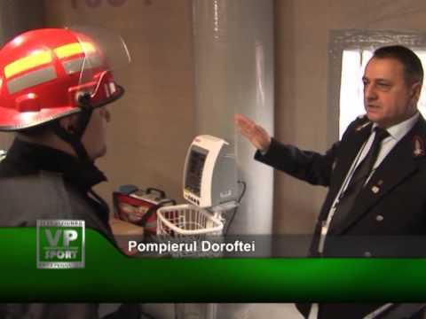 Pompierul Doroftei