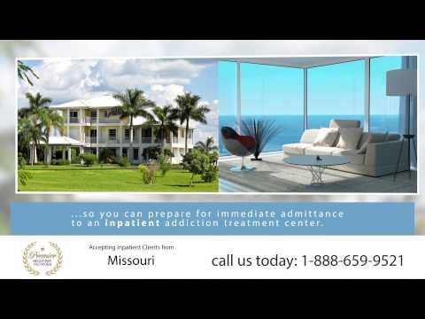 Drug Rehab Missouri - Inpatient Residential Treatment