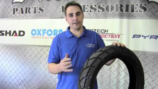 10. V-Strom DL650 Tires, Adventure tire options from Street to Dirt