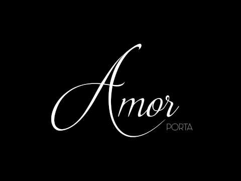 Letra Amor Porta