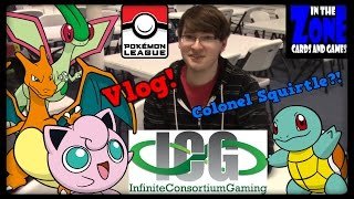 Pokemon Double League Vlog! Packs, Trades & a New Member by Master Jigglypuff and Friends