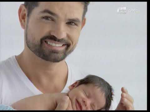 El actor Ferdinando Valencia pierde a su hijo Dante por meningitis