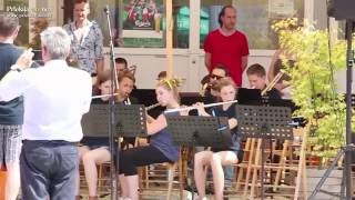 Pihalni orkester GŠ Slavka Osterca Ljutomer in himna Republike Slovenije