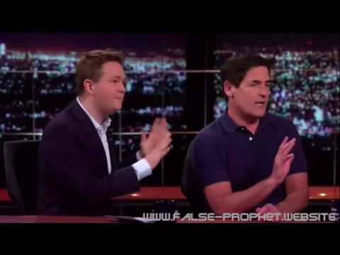 Bill Maher And Mark Cuban Rip Apart Trump's Iq