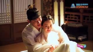 Hậu trường Kim Tae Hee diễn cảnh động phòng _starmovies.com.vn