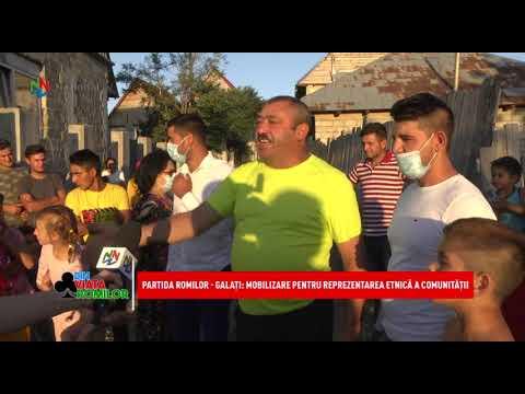 Din viata romilor - 22 august 2020