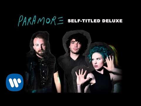 Paramore - Tell me it's okay lyrics