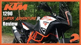 8. KTM 1290 Super Adventure R & KTM My Ride App Review