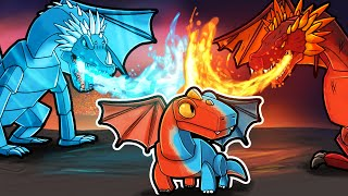 The ULTIMATE Dragon is BORN! (Minecraft Dragons)