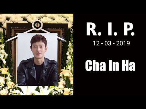 ACTOR CHA IN HA DEAD| CAUSE OF DEATH | IS IT SUICIDE AGAIN?