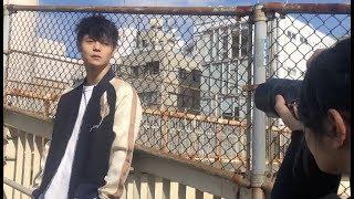 窪田正孝と写真家・齋藤陽道によるデジタルカレンダー第四弾(7月)ビジュアル&メイキング動画