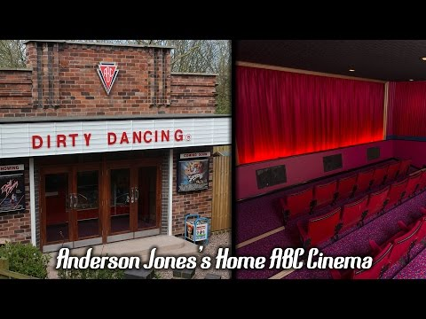 The Home ABC Cinema/Movie Theatre Built By Anderson Jones