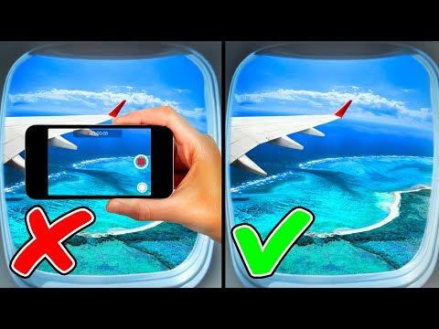Почему Нельзя Использовать Телефон на Борту Самолета? (видео)