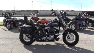 8. 086979 - 2008 Harley Davidson Softail Crossbones FLSTB - Used motorcycle for sale