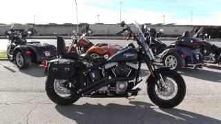 5. 086979 - 2008 Harley Davidson Softail Crossbones FLSTB - Used motorcycle for sale