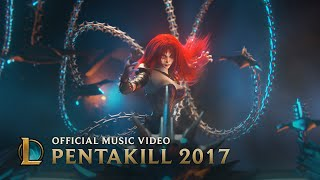 Download Youtube: Pentakill: Mortal Reminder [OFFICIAL MUSIC VIDEO] | League of Legends Music