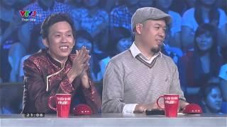 Vietnam's Got Talent: Phút ngẫu hứng miền Tây của Cô Mầu Đức Vĩnh [FULL HD]