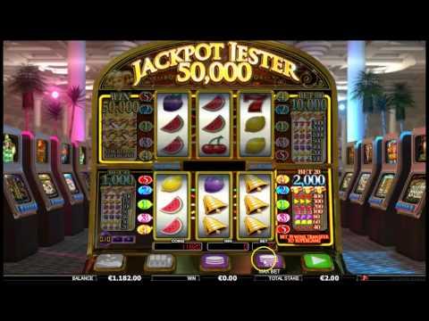 Jackpot Jester 50000 NextGen