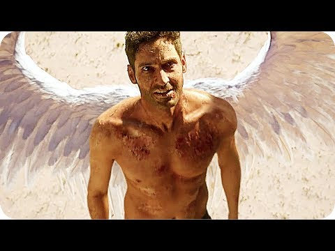 LUCIFER Season 3 TRAILER Comic Con (2017) Fox Series