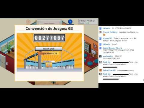 DE - Like y Favoritos! -Twitter: https://twitter.com/PokeR988HD -Facebook: https://www.facebook.com/poker988 Series y Listas de Reproducción! -El reto de Los Subs...