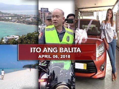 UNTV: Ito Ang Balita (April 6, 2018)