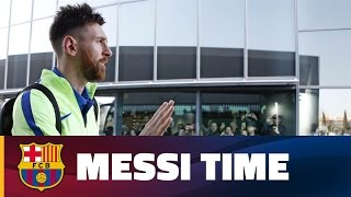 Download Video A day in the life of Messi MP3 3GP MP4