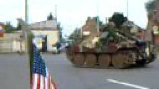 Mons / Bergen Belgium  City new picture : Tanks in Town Mons 2008 G13 Hetzer, Part 3 of 9