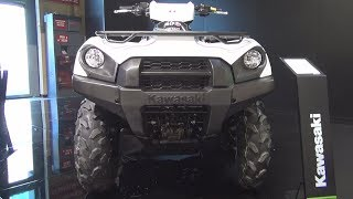 4. Kawasaki Brute Force 750 4x4i EPS (2019) Exterior and Interior