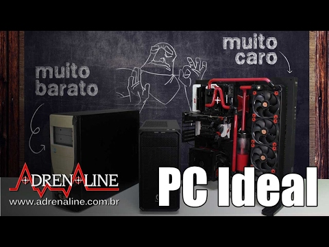 PC Gamer Ideal: o computador que indicamos montar