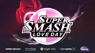 Trailer for Team OXY's special Valentines Day tournament at Super Arcade