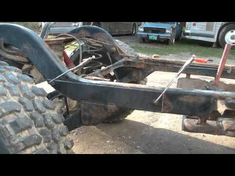 How To Repair Jeep Tj Frame With Pictures Videos