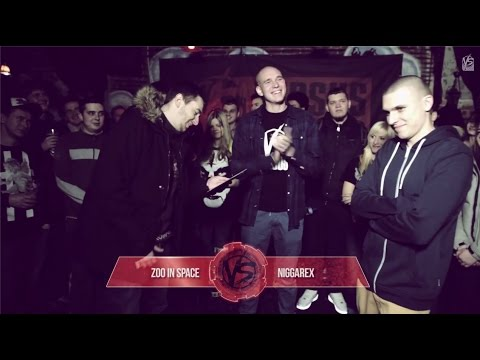 Versus Battle «Fresh Blood», Раунд 3: Zoo In Space Vs Niggarex (2015)
