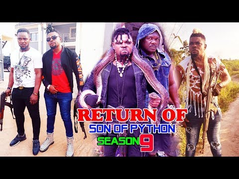 RETURN OF SON OF PYTHON SEASON 9- NIGERIAN MOVIES 2020 LATEST FULL  MOVIES