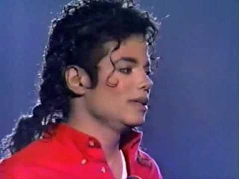 Michael Jackson on American Idol (FAKE! Duh!)