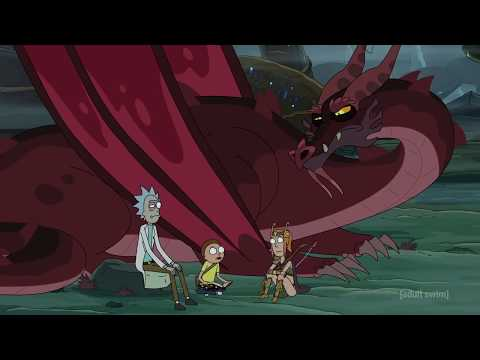 The Wizard are to Powerful - Rick and Morty