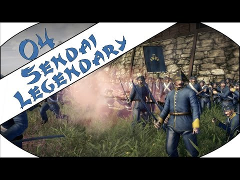 FINALLY TAKING UGO - Sendai (Legendary) - Total War: Shogun 2 - Fall Of The Samurai - Ep.04!
