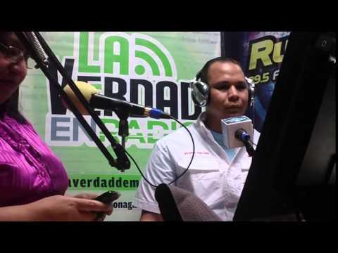 Entrevista a Vicente Carvajal en La Verdad en Radio