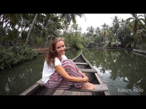 AROUND THE WORLD IN 207 DAYS – A music travel video (Music: JUBA JUBA)