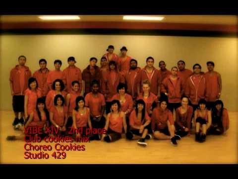 Клуб Choreo Cookie на Vibe 2009