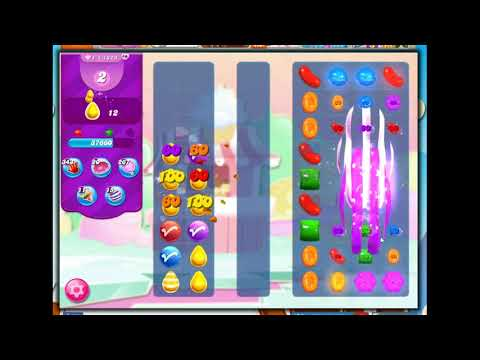 Candy Crush Level 1823 Talkthrough, 30 Moves 0 Boosters