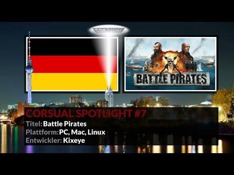 Battle Pirates | Corsual Spotlight #7