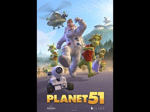 Planet 51 (2009) - Trailer