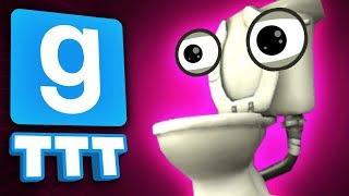 HE'S A SNEAKY TOILET | Gmod TTT