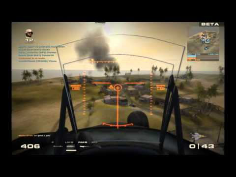 Battlefield Play4Free - Jet Gameplay