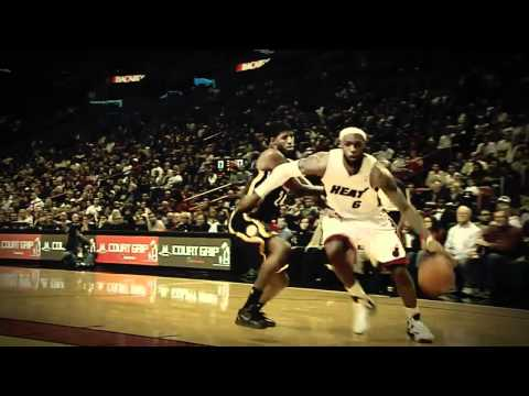 [V51] LeBron James - Catching Fire • 2012 MVP Mix [U.P]