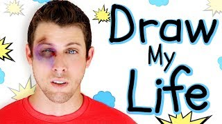 Video Draw My Life - My Sister Almost KILLED Me! MP3, 3GP, MP4, WEBM, AVI, FLV Agustus 2018