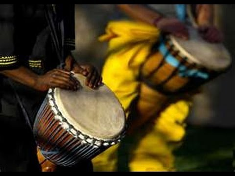 African Drum Beat –  there is no movement without rhythm