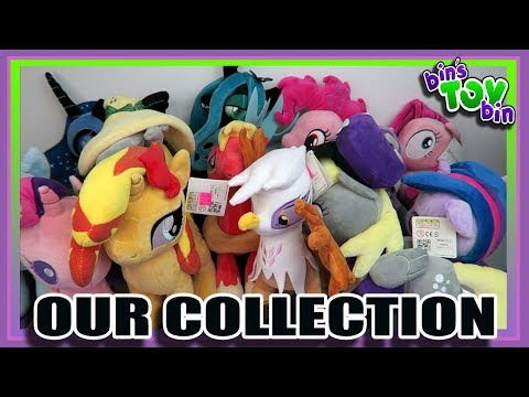 What is Up With These My Little Pony Plush? Our Collection