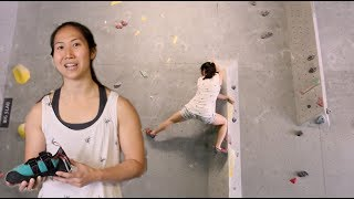 How to use your shoes properly/Footwork, Climbing shoes with Xian by Arch Climbing